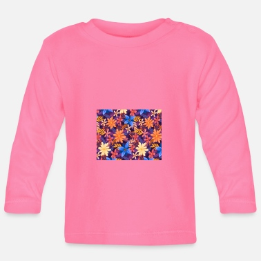 Colorful Leaves Colorful Leaves - Baby Longsleeve Shirt