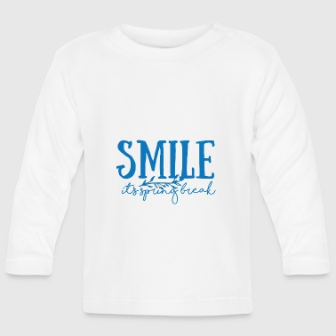 Spring Break / Spring Break: Smile - het is lente - T-shirt