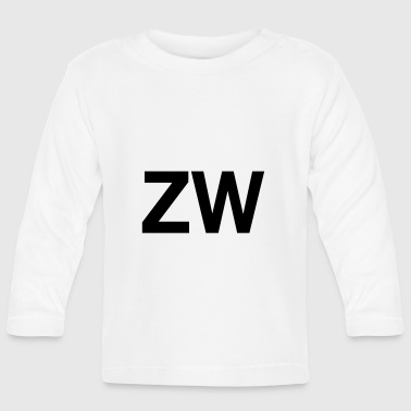ZW Initials - Baby Long Sleeve T-Shirt