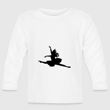 Jumping high jump jumping jump jump ballerina18 - Baby Long Sleeve T-Shirt