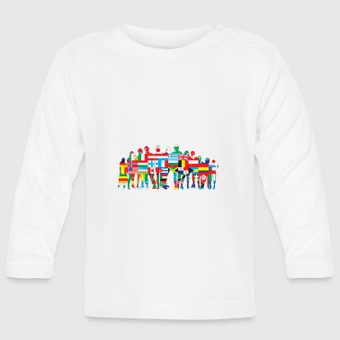 Nations - Baby Long Sleeve T-Shirt