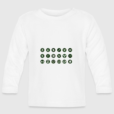 Icons - Baby Long Sleeve T-Shirt