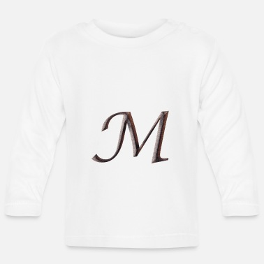 Harry Styles Harry M - Baby Long Sleeve T-Shirt