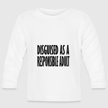 adult adult - Baby Long Sleeve T-Shirt