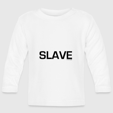 SLAVE to THE GAME - Baby Long Sleeve T-Shirt