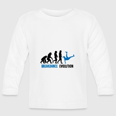 ++Breakdance Evolution++ - Baby Langarmshirt