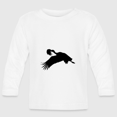 The Net (Vector) - Baby Long Sleeve T-Shirt