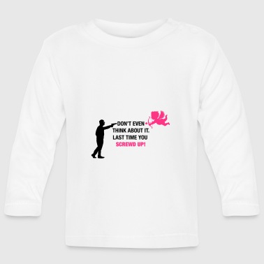 No Cupid! - Baby Long Sleeve T-Shirt