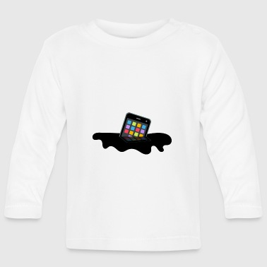 mobile - Baby Long Sleeve T-Shirt