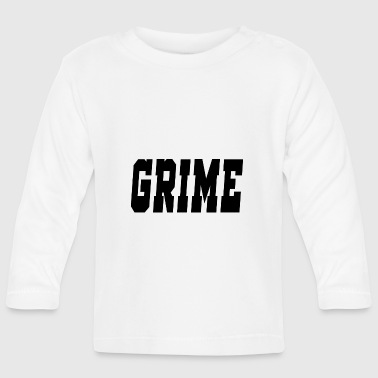 grime - Baby Long Sleeve T-Shirt