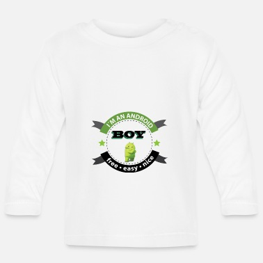 Android Android-logo - T-shirt