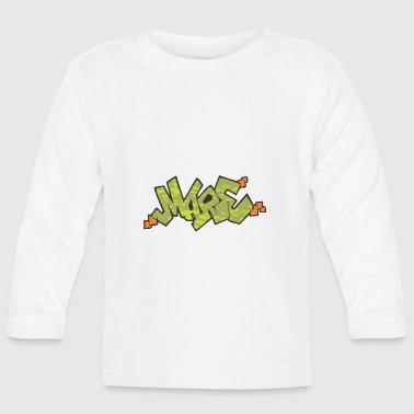 mare graffiti - Baby Long Sleeve T-Shirt