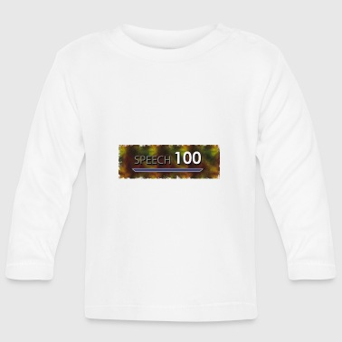 Skyrim Bart Edmann Game Meme Speech 100 - Baby Long Sleeve T-Shirt