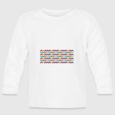 Colour Wave - Baby Long Sleeve T-Shirt