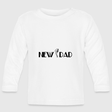 New Dad (PERSONALISEER ADD DATE} - T-shirt