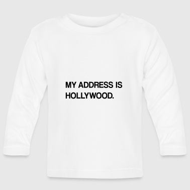 conception hollywood - T-shirt manches longues Bébé