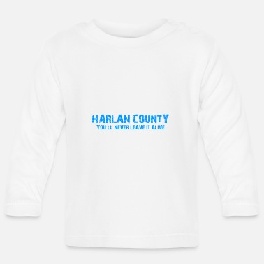Shirt Harlan County - Baby Long Sleeve T-Shirt