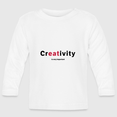 creativity - Baby Long Sleeve T-Shirt