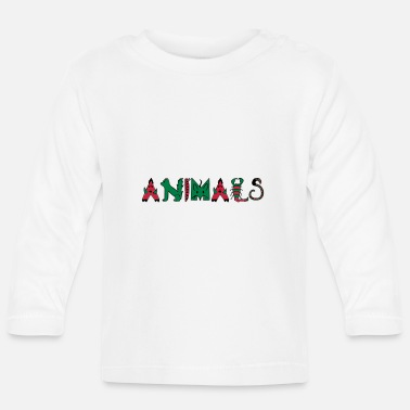 Animal Animals - Animals - Baby Longsleeve Shirt