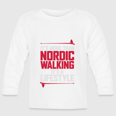 Walking Het is meer dan het Nordic Walking - T-shirt