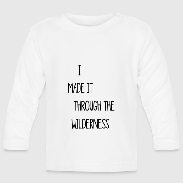 wilderness - Baby Long Sleeve T-Shirt