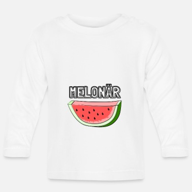 Ripe Ripe in experience - the melon millionaire - Baby Longsleeve Shirt