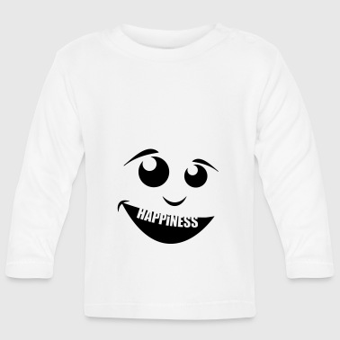 Happiness - Baby Long Sleeve T-Shirt