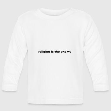 Religie Religie is de vijand - T-shirt