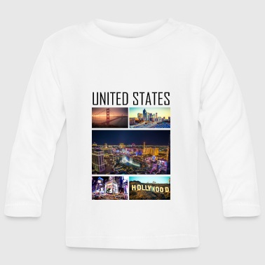 United States - United States - Baby Long Sleeve T-Shirt