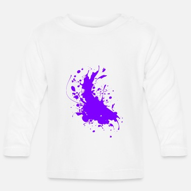 Splatter Splatter verf spatten Abstract - T-shirt