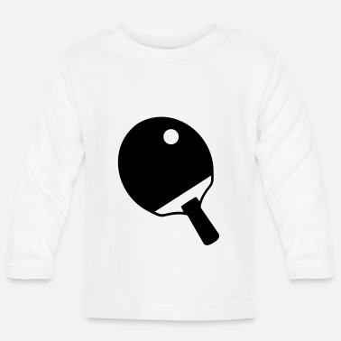 Stick table_tennis_icon_fa1 - Baby Longsleeve Shirt