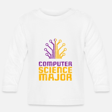 Computer Science computer science - Baby Longsleeve Shirt