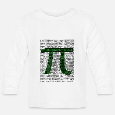 PI High Quality for Nerds - Baby Longsleeve Shirt