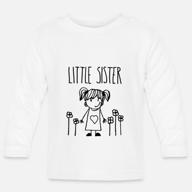 Little Sister - Baby Longsleeve Shirt