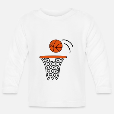Sumu Lee Basketball - Baby Longsleeve Shirt
