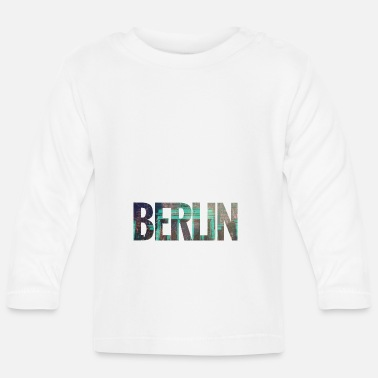 West Berlin Berlin - Baby Long Sleeve T-Shirt
