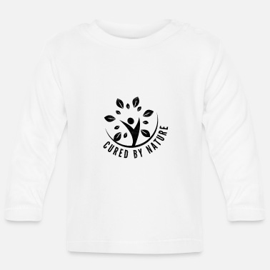 Healing Healed by nature - Baby Longsleeve Shirt