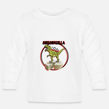 Officialbrands GORGONZILLA T-shirt - T-shirt manches longues Bébé