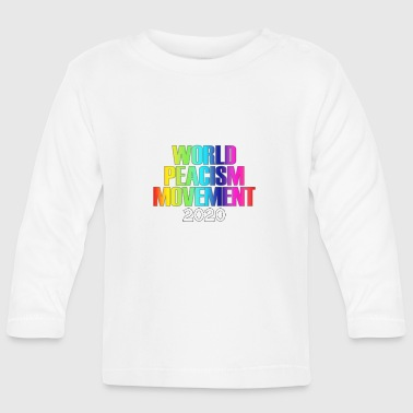 Movement World Peacism Movement World Peace - T-shirt