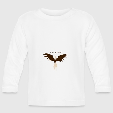 freedom - Baby Long Sleeve T-Shirt