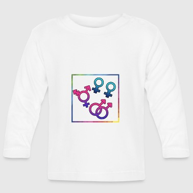 Sexually free - Baby Long Sleeve T-Shirt