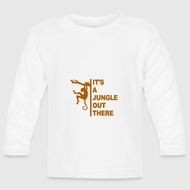 Safari safari - Baby Long Sleeve T-Shirt