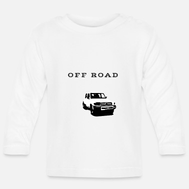 Off Road off road - Baby Langarmshirt