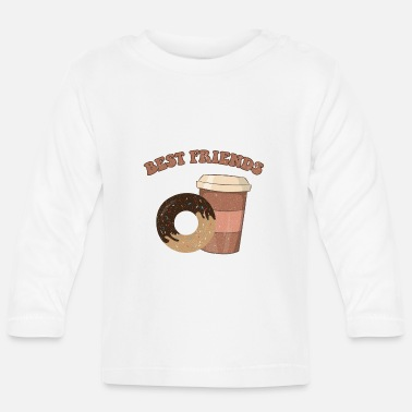 Recognition Best friends friendship recognition - Baby Longsleeve Shirt