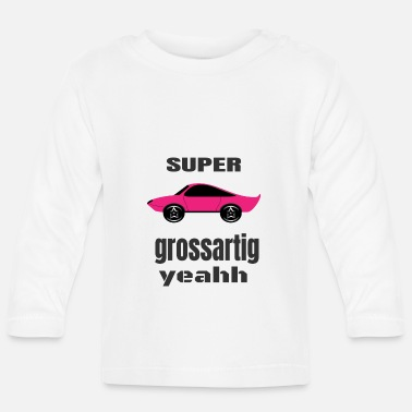 Autonaut great car 415 - Baby Longsleeve Shirt
