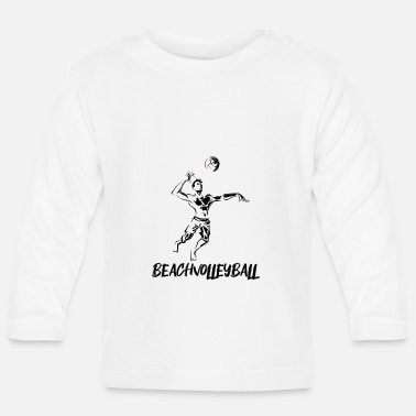 Beach Volleyball Beach volleyball - beach volleyball - volleyball - Baby Longsleeve Shirt