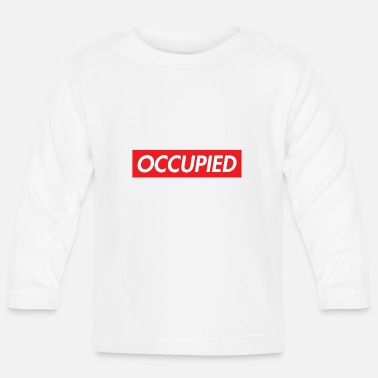 Middle East Occupied Middle East - Baby Longsleeve Shirt