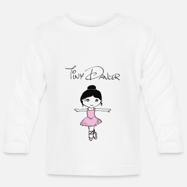 Tiny Tiny Dancer - Baby Long Sleeve T-Shirt