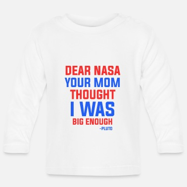 Nasa NASA mom Quote - T-shirt