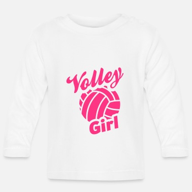 Volley volley girl - Baby Longsleeve Shirt